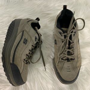 Skechers Shape-Ups Comfort Shoes Size 12
